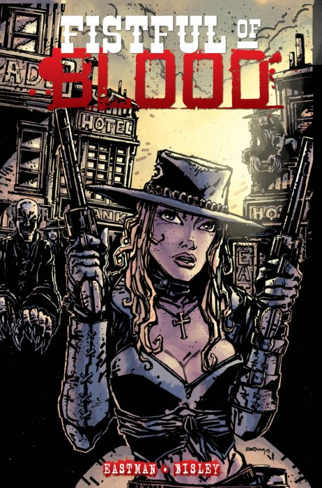 Fistful of Blood #1 - TPB