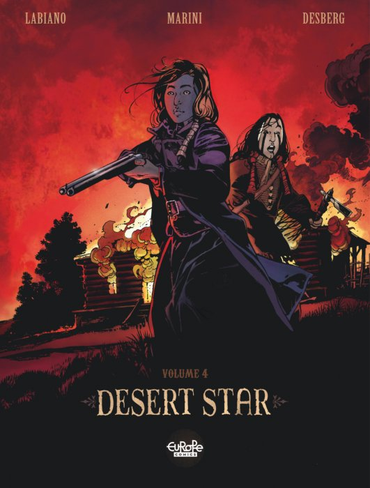 Desert Star Vol.4