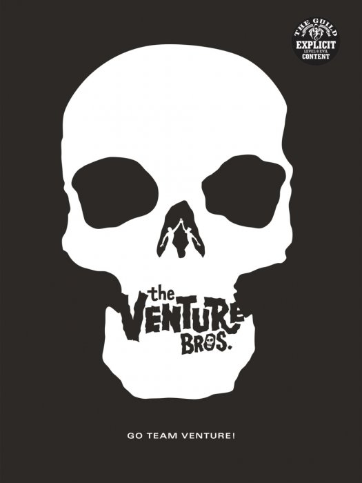 Go Team Venture! - The Art and Making of the Venture Bros #1 - HC