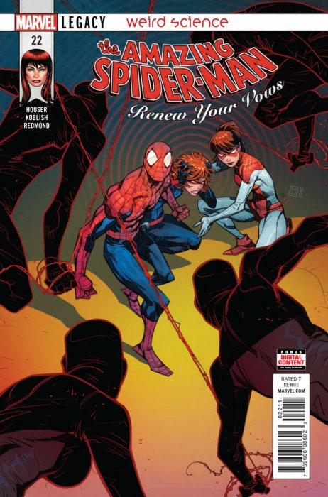 Amazing Spider-Man - Renew Your Vows #22