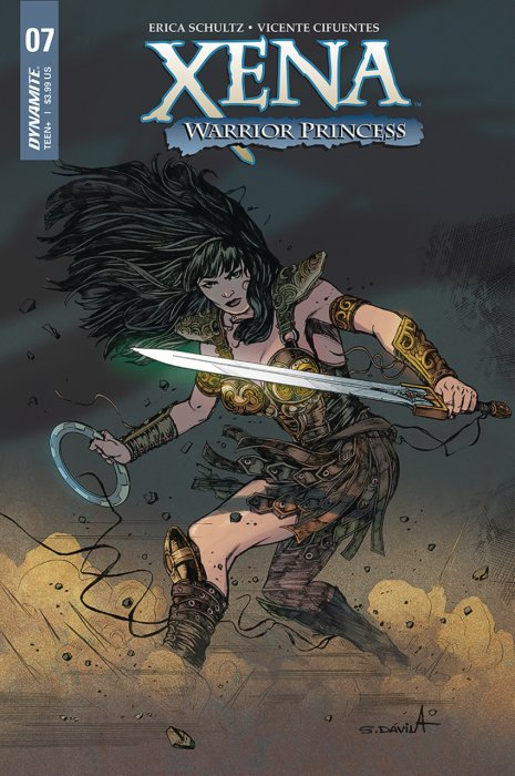 Xena - Warrior Princess #7