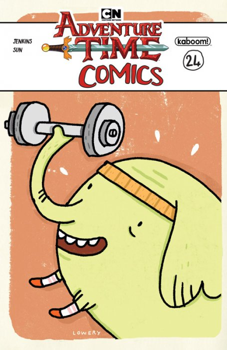 Adventure Time Comics #24