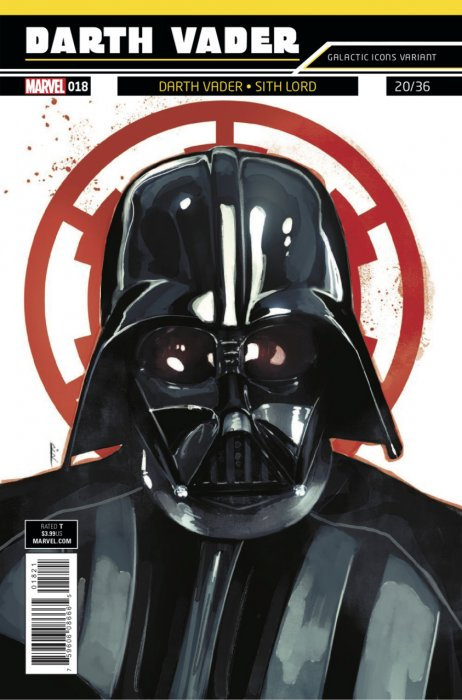 Star Wars - Darth Vader #18