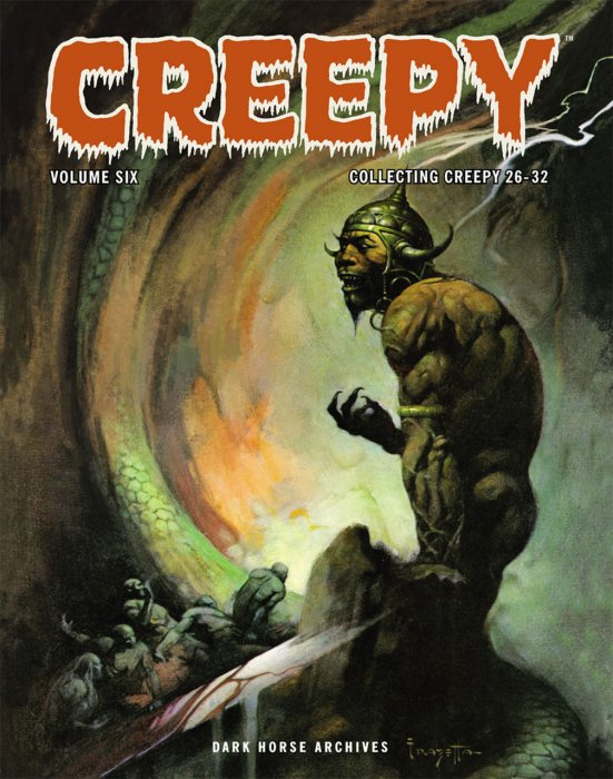 Creepy Archives Vol..6
