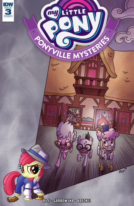 My Little Pony - Ponyville Mysteries #3