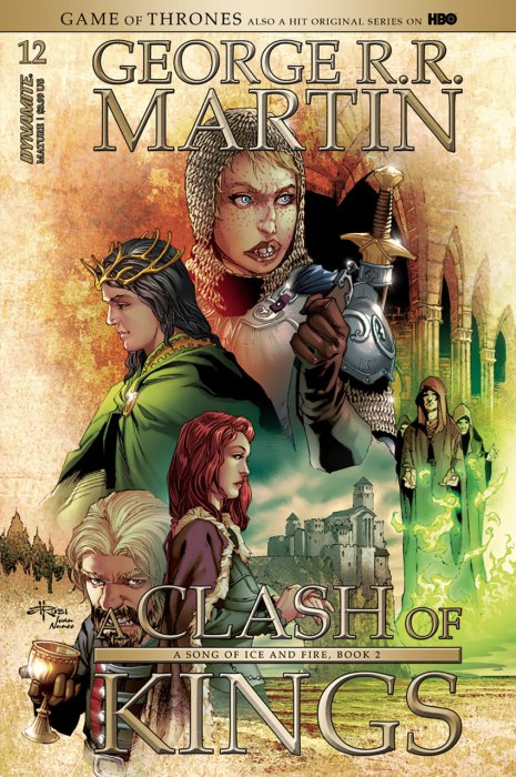 George R.R. Martin's A Clash of Kings #12