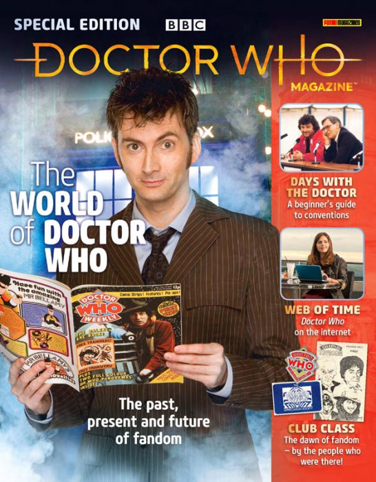 Doctor Who Magazine Special Edition #50 - The World of Doctor Who