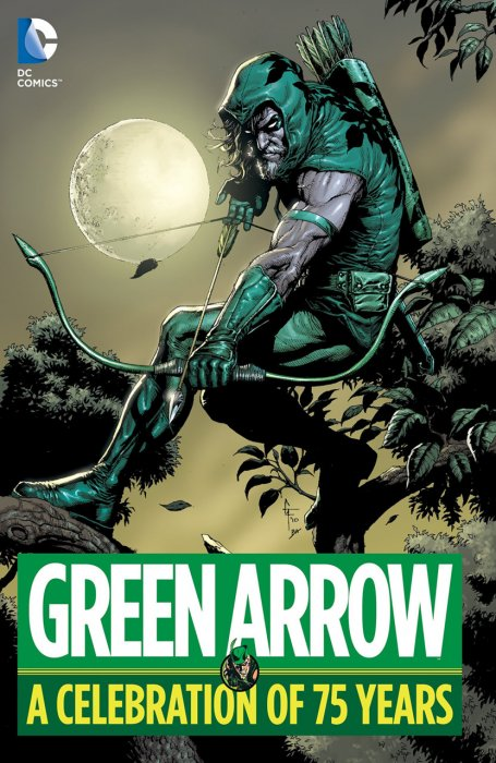 Green Arrow - A Celebration of 75 Years #1 - HC