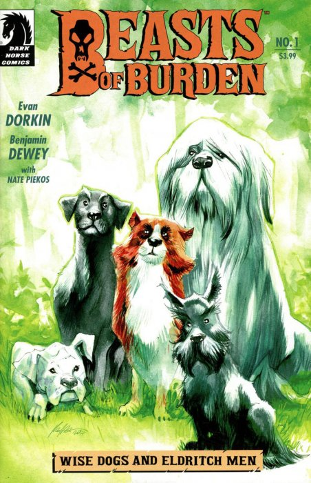 Beasts of Burden - Wise Dogs and Eldritch Men #1