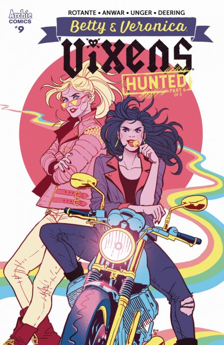 Betty & Veronica - Vixens #9
