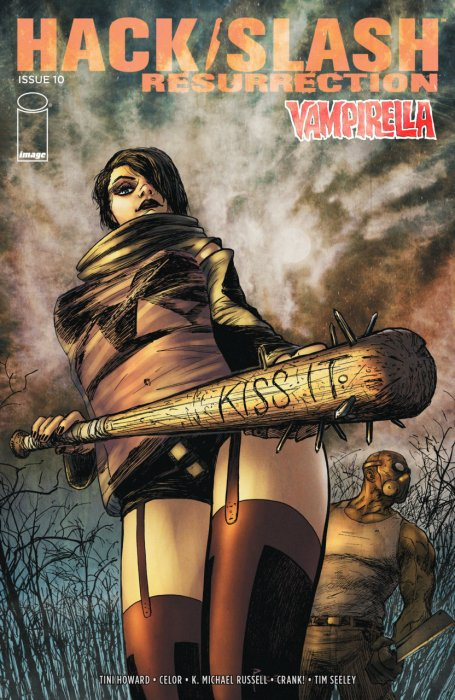 Hack-Slash - Resurrection #10