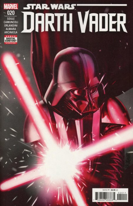 Star Wars - Darth Vader #20