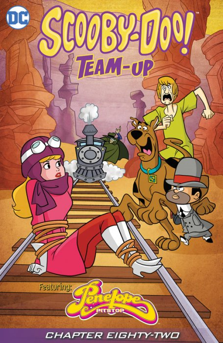 Scooby-Doo Team-Up #82