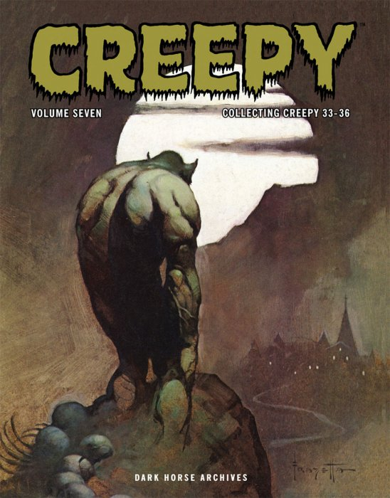Creepy Archives Vol..7