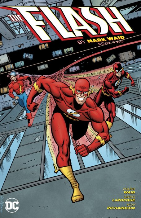 The Flash by Mark Waid - Book Two