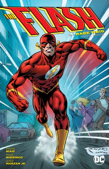 The Flash by Mark Waid - Book Three