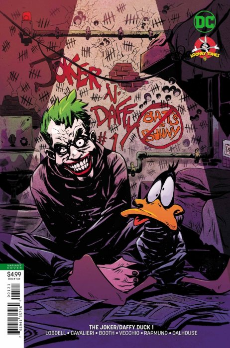 The Joker - Daffy Duck #1