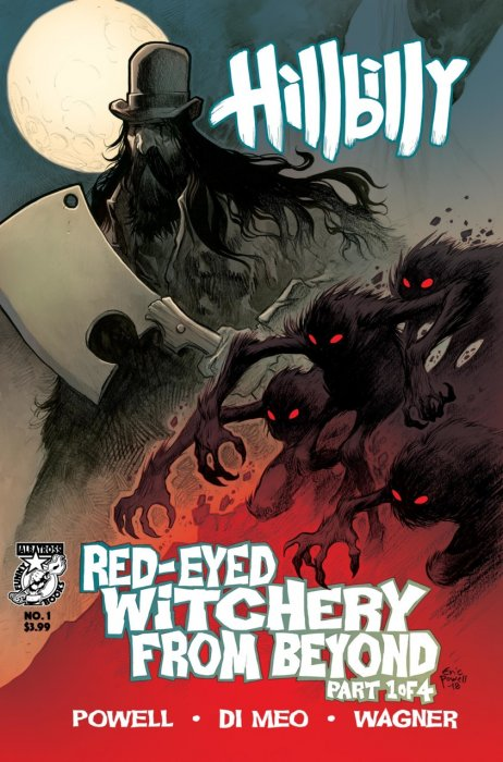 Hillbilly - Red-Eyed Witchery from Beyond #1