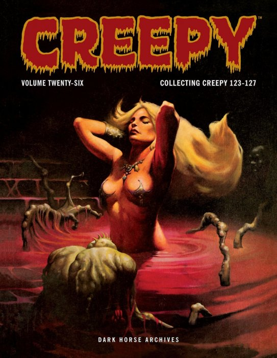 Creepy Archives Vol.26