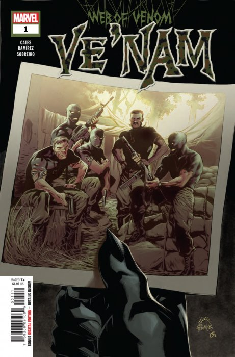 Web of Venom - Ve'Nam #1