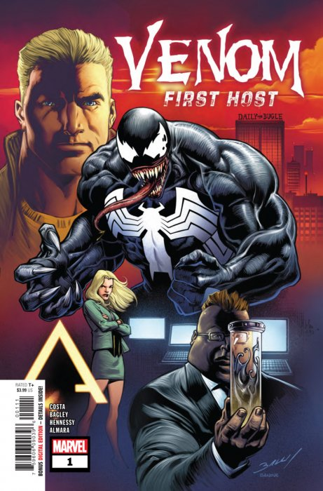 Venom - First Host #1