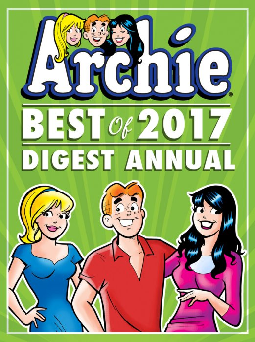 Archie - Best of 2017 Digest Annual #1
