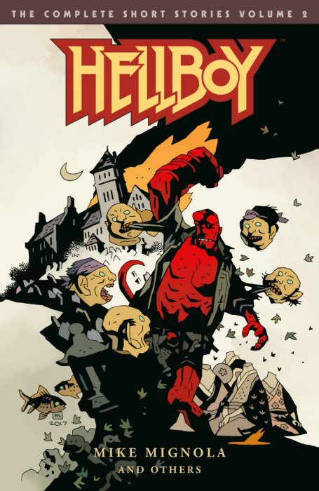 Hellboy - The Complete Short Stories Vol.2