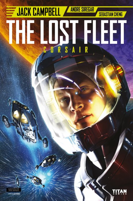 The Lost Fleet - Corsair #1-5 Complete