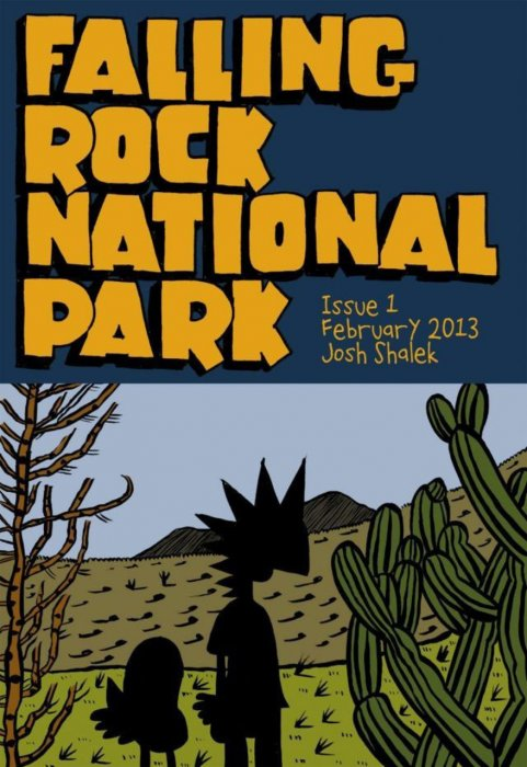 Falling Rock National Park #1-6 Complete