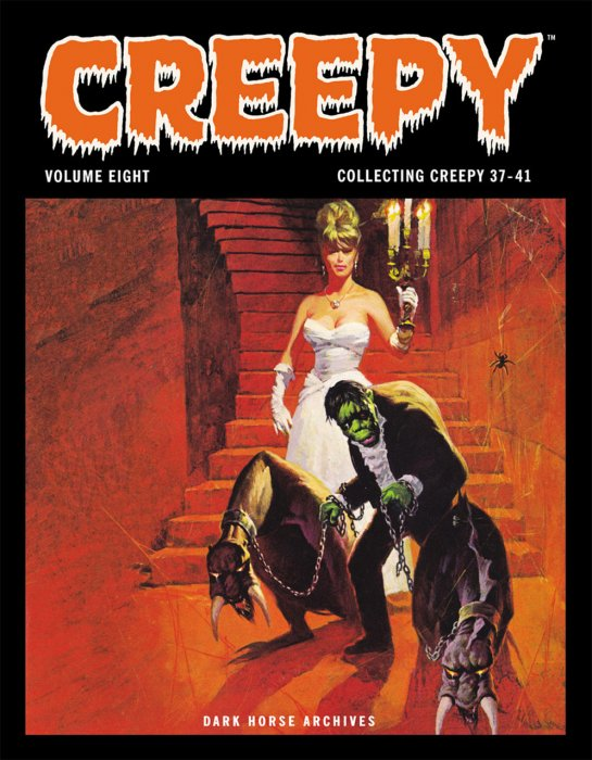 Creepy Archives Vol.8