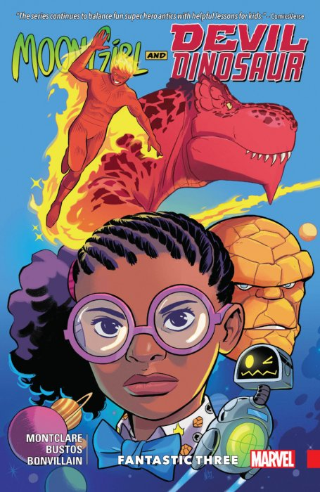 Moon Girl and Devil Dinosaur Vol.5 - Fantastic Three