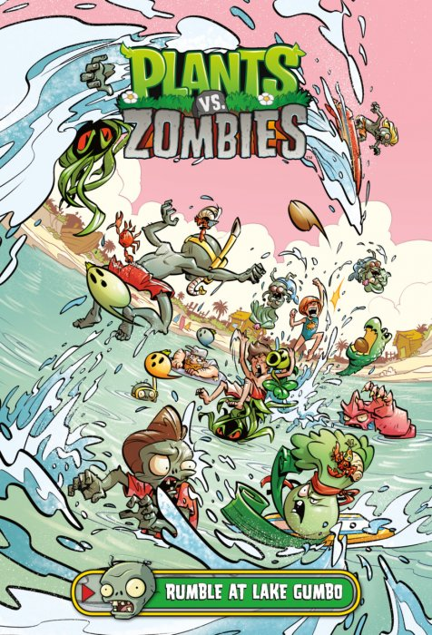Plants vs. Zombies Vol.10 - Rumble at Lake Gumbo
