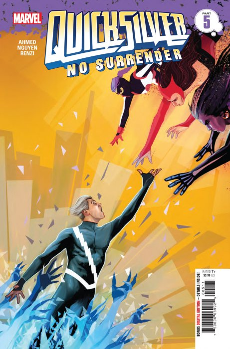 Quicksilver - No Surrender #5