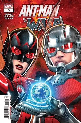 Ant-Man & the Wasp #5