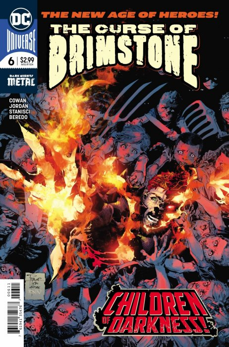 The Curse of Brimstone #6