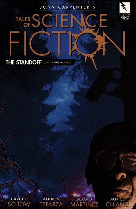 John Carpenter's Tales of Science Fiction - The Standoff #3