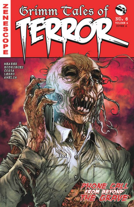 Grimm Tales of Terror Vol.4 #6