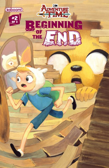 Adventure Time - Beginning of the End #2