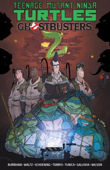 Teenage Mutant Ninja Turtles - Ghostbusters Vol.2