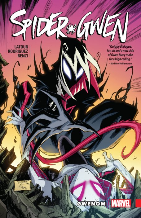 Spider-Gwen Vol.5 - Gwenom