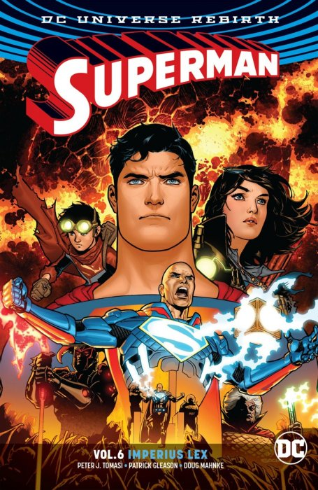 Superman Vol.6 - Imperius Lex