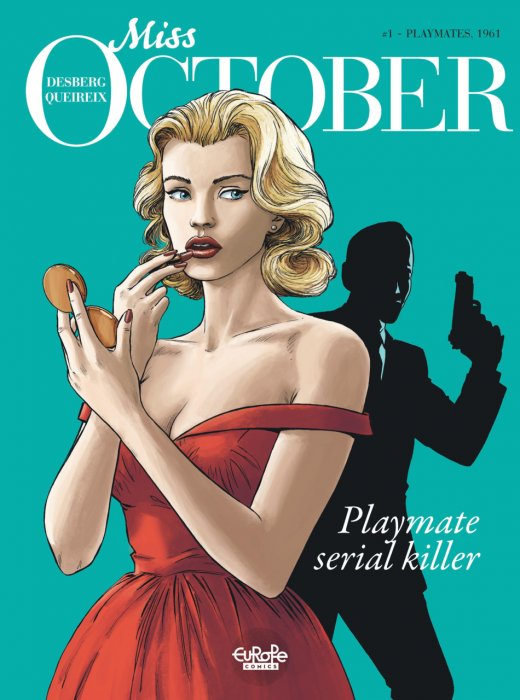 Miss October #1 - Playmates 1961
