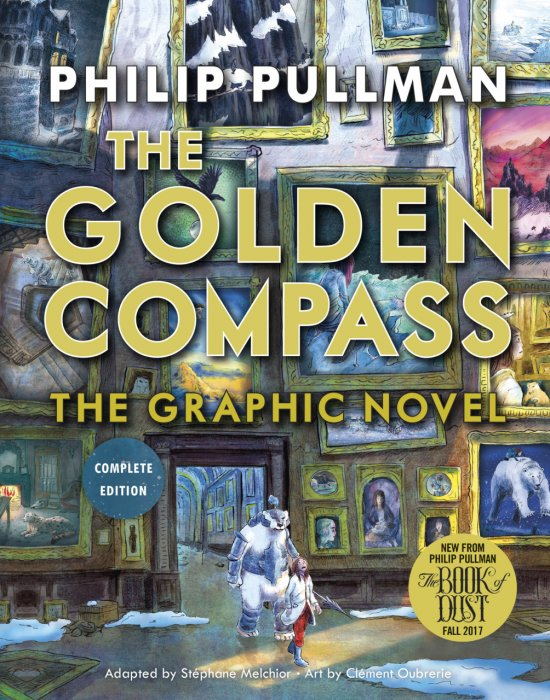 The Golden Compass - Graphic Novel Complete Edition #1 - HC/SC