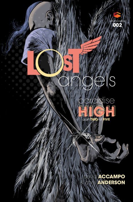 Lost Angels #2 - Paradise High Part Two of Five