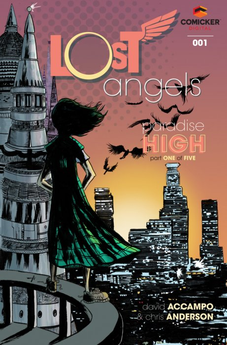 Lost Angels #1 - Paradise High Part One of Five