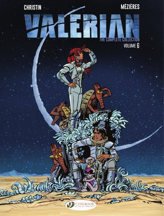 Valerian - The Complete Collection Vol.6