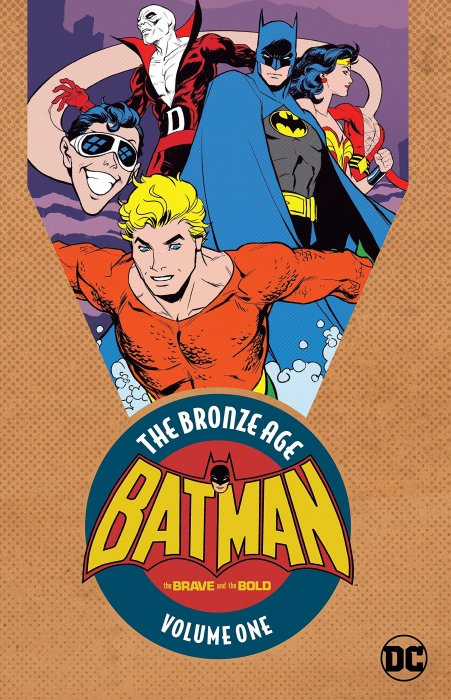 Batman in the Brave and the Bold - The Bronze Age Vol.1