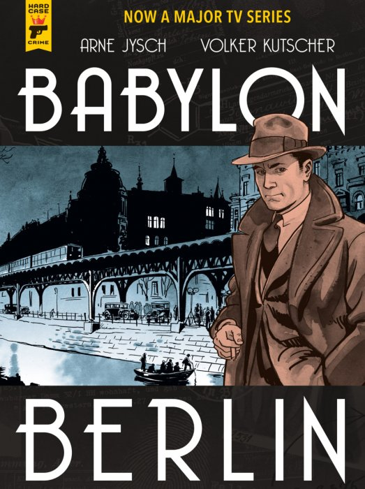 Babylon Berlin #1 - GN