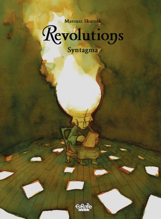 Revolutions #4 - Syntagma