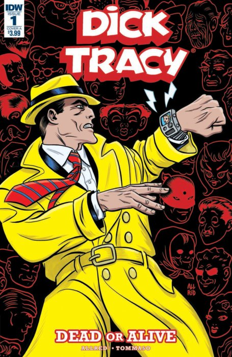 Dick Tracy - Dead or Alive #1